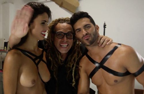Suso Y Sofía Gh 16 Desnudos En Primera Línea Galería De Fotos