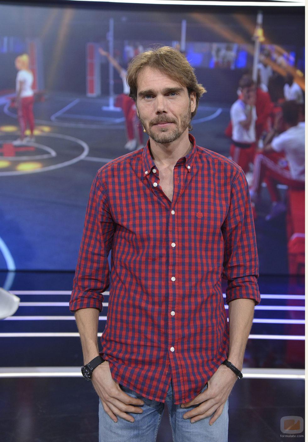 """Carlos Navarro, el """"yoyas"""",  en 'GH Revolution: El debate'"""