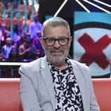 Manu Berástegui en el primer debate de 'GH Revolution'
