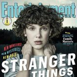 Millie Bobby Brown posa en la portada de la revista Entertainment Weekly