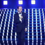 Santiago Segura en la primera gala de 'Tu cara me suena 6'