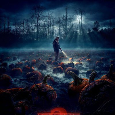 Pósteres promocionales de la segunda temporada de 'Stranger Things'
