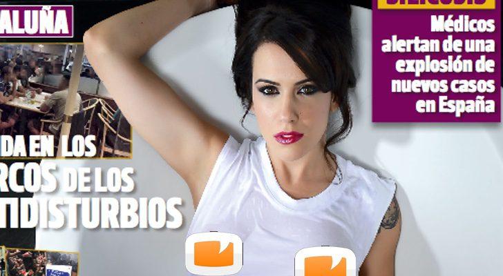 Andrea C Pretendienta De Myhyv Se Desnuda En Interviú Y Se