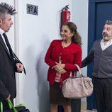 Coque con los padres de Nines en la 10ª temporada de 'La que se avecina'