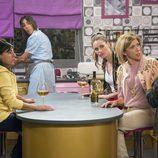 La chupipandi en casa de Maite en la 10ª temporada de 'La que se avecina'