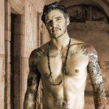 Oberyn Martell ('Juego de Tronos') con sus señas de identidad tatuadas