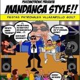 Ilustración de Amador cantando en 'La que se avecina' por Pepe Alabarce