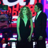 """Diana Navarro y Luis Larrodera interpretan a Mina y Alberto Lupo con """"Parole, parole"""" en 'Tu cara me suena'"""