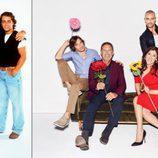 El reparto de 'Blossom' posa 27 años después del estreno de la serie