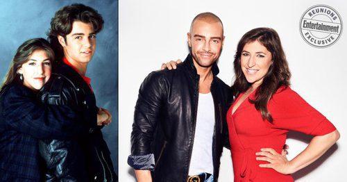 Así han cambiado los protagonistas de 'Blossom', Mayim Bialik y Joey Lawrence