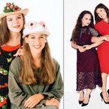 Así es el cambio de Mayim Biaik y Jenna von Oy ('Blossom')
