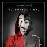 Úrsula Corberó, Tokio en 'La Casa de Papel', protagoniza un póster de la temporada final