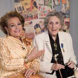 Carmen Sevilla, en 'Cine de barrio', junto a María Isbert