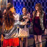 Alba sale de fiesta con sus amigas para superar su ruptura con Teodoro en 'La que se avecina'