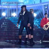 David Amor y David Fernández son Milli Vanilli en la Gala 3 de 'Tu cara me suena 6'