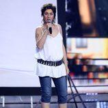 Pepa Aniorte es Bebe en la Gala 3 de 'Tu Cara Me Suena'