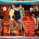 La Terremoto de Alcorcón homenajea a Lina Morgan en la Gala 3 de 'Tu Cara Me Suena 6'