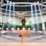 "Fran Dieli es Hozier e interpreta ""Take me to church"" en 'Tu cara me suena'"
