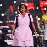 Diana Navarro es Aretha Franklin en la tercera gala de la sexta edición de 'Tu Cara Me Suena'