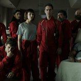 Los atracadores se enfrentan a malas noticias en el 1x10 de 'La Casa de Papel'