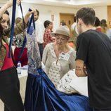 Los aspirantes a 'Maestros de la costura' muestran sus creaciones
