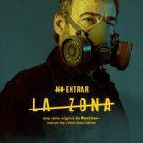 Eduard Fernández como Héctor Uría en los carteles de 'La Zona'