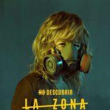 Emma Suárez como Marta Carcedo en los carteles de 'La Zona'