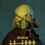 Juan Echanove como Fausto en los carteles de 'La Zona'