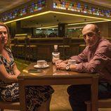 Primeras imágenes de Pepe Viyuela y Lucía Quintana en 'Matadero'
