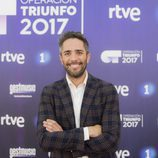 Roberto Leal en la presentación de la Academia de 'OT 2017'