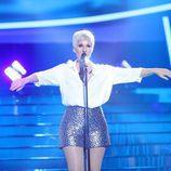 Diana Navarro interpreta a Ana Torroja en la gala 4 de 'Tu cara me suena 6'