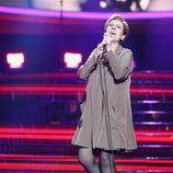 Pepa Aniorte es Soledad Giménez en la gala 4 de 'Tu cara me suena'