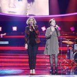 Soledad Giménez y Pepa Aniorte en la gala 4 de 'Tu cara me suena 6'