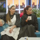 Mina y Laura en la gala 6 de 'GH Revolution'