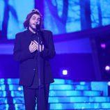 Miquel Fernández es Salvador Sobral en la gala 4 de 'Tu cara me suena 6'