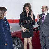 Alba y Enrique, nerviosos frente a Berta en 'La que se avecina'