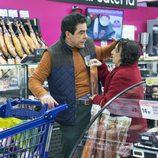 Fina y Amador, de compras en 'La que se avecina'