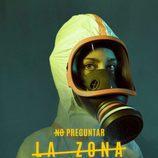 Alexandra Jiménez como Julia Martos en los carteles de 'La zona'