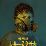 Carlos Bardem como Krusty en los carteles de 'La zona'
