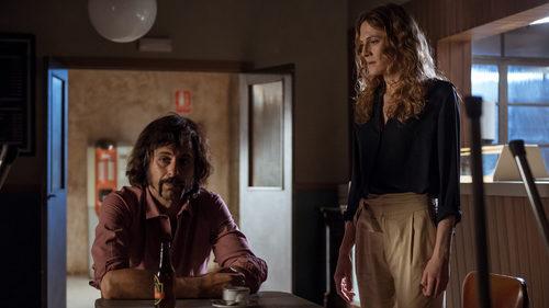 Marta habla con Pacino en 'El Ministerio del Tiempo'