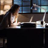 Marta y Lola trabajando juntas en 'El Ministerio del Tiempo'