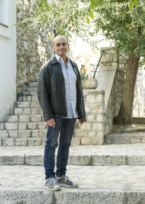 Pepe Viyuela, actor en 'Matadero', la nueva serie de Antena 3