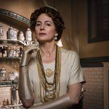 Cuca Escribano interpreta a la Reina Victoria Eugenia en 'Tiempos de Guerra'