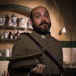 Federico Pérez es el teniente médico Guillermo en 'Tiempos de Guerra'
