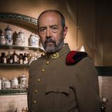 Miguel Rellán es Dámaso en 'Tiempos de guerra'