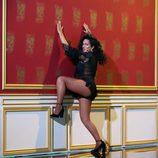 Silvia Abril es Rihanna en la quinta gala de 'Tu cara me suena'