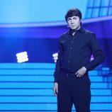 Raúl Pérez es Raphael en la quinta gala de 'Tu cara me suena'