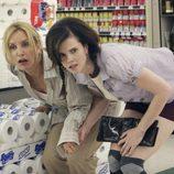 Kiersten Warren y Felicity Huffman en 'Bang'