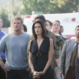 Doug Savant y Teri Hatcher en