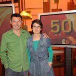 Ricardo Medina y Luz Aldama